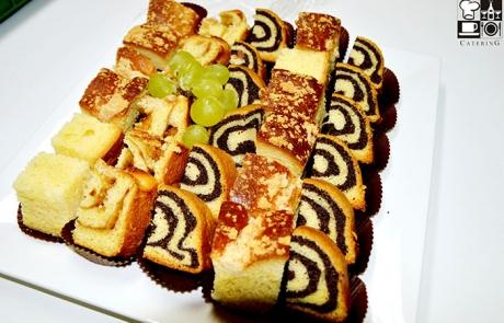 domowe ciasta na catering