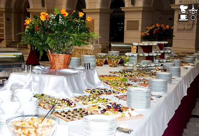 catering firmowy masters catering