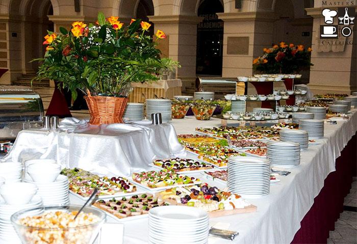 imprezy okolicznościowe catering