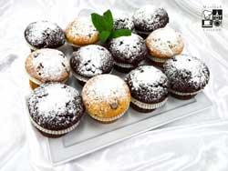 Babeczki Muffin czekoladowy
