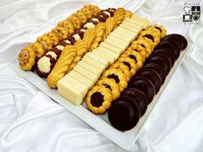 Wybór ciastek kruchych